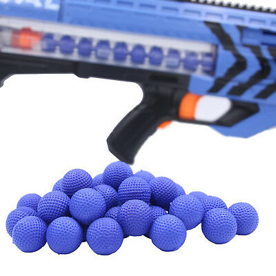 For Nerf Rival Zeus Apollo Refill Toy Compatible Gun Bullet Balls Blue 100pcs