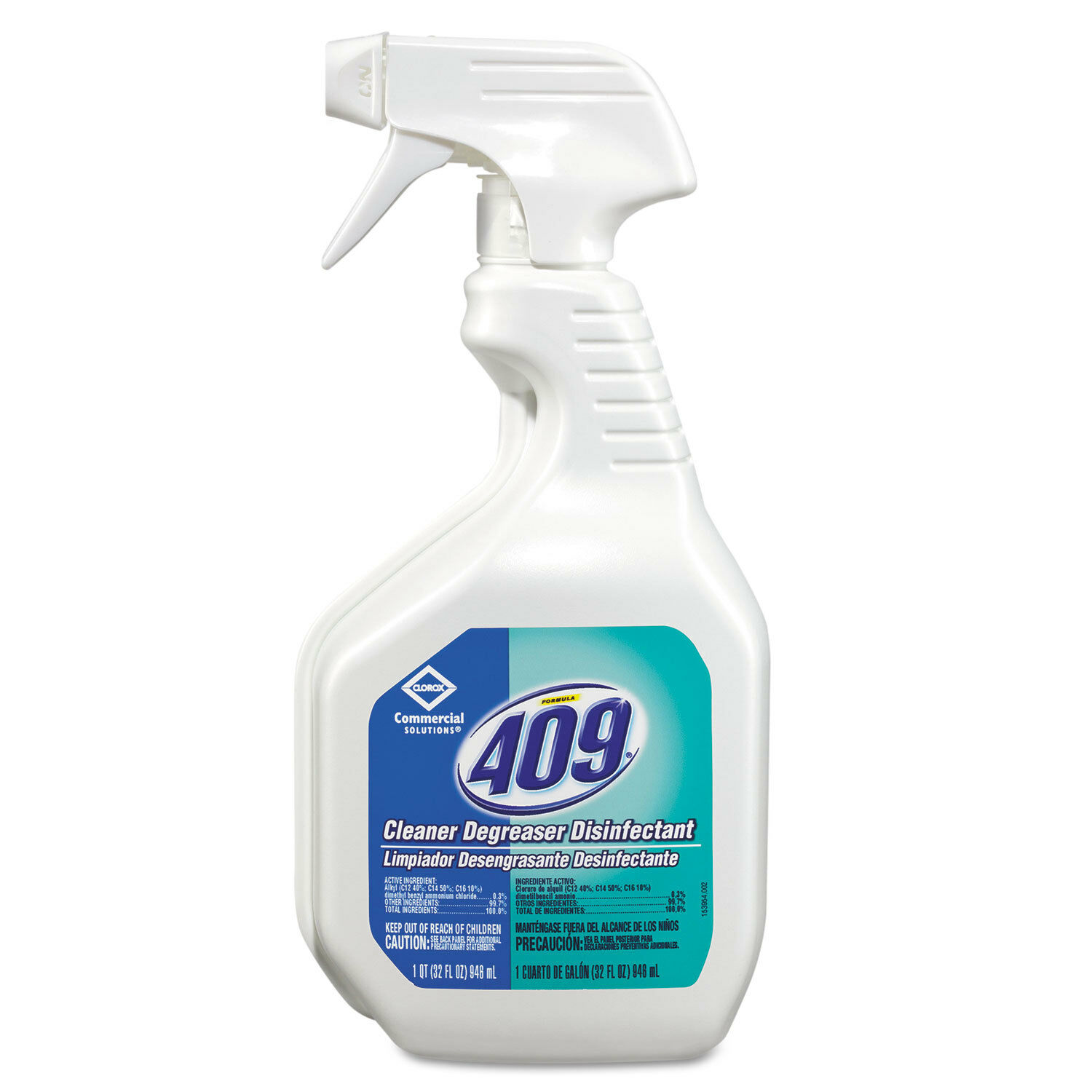 Wholesale CASE of 25 - Clorox Formula 409 Cleaner-Degreaser-