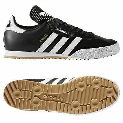 Adidas Originals Samba Super Trainers Leather Casual Shoes