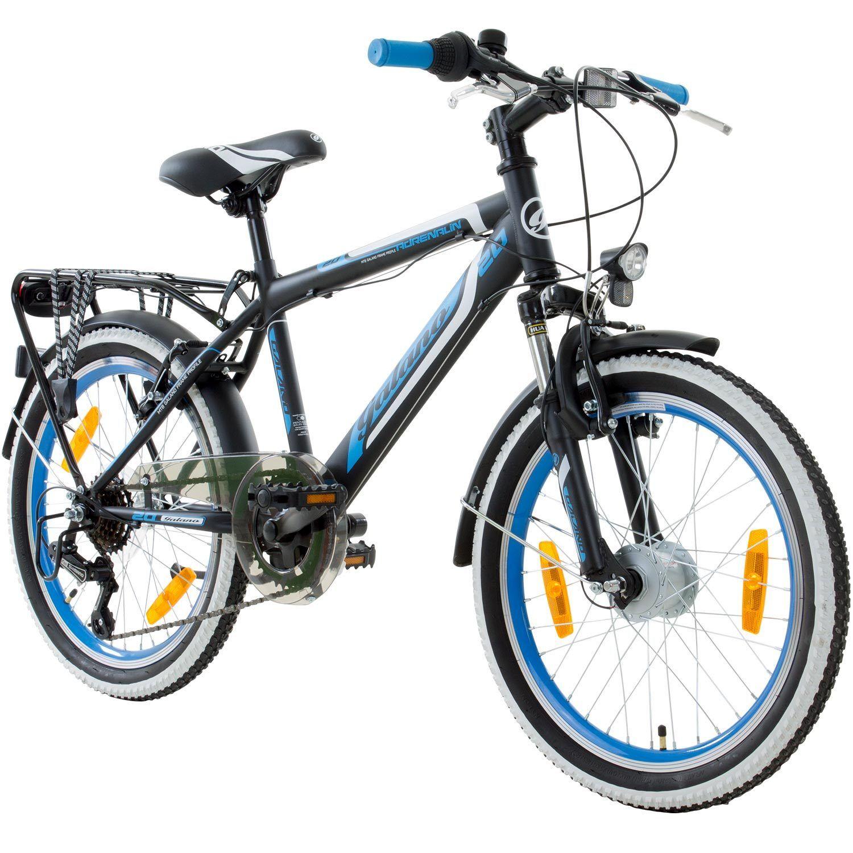 20 Pollici MTB BICI JUNIOR GALANO Adrenalin bicicletta per bambini Mountainbike