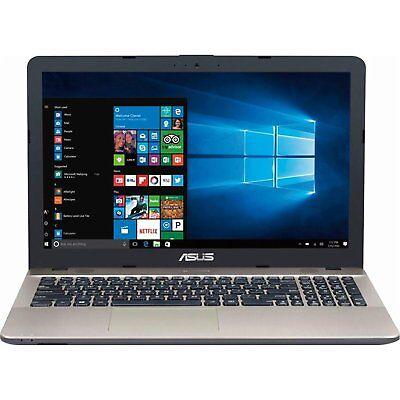 ASUS X Series X541NA 15.6 inch Laptop Intel N3350 4GB 500GB HDD DVDRW Windows 10