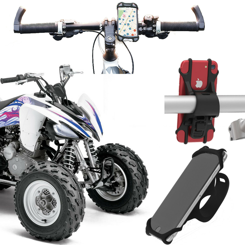 Universal ATV Motorcycle Bicycle Phone Holder MTB Handlebar
