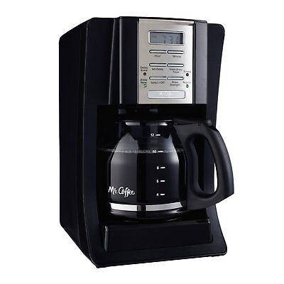 Mr. Coffee Advanced Brew Auto-Pause 12-Cup Coffee Maker, BVMC-SJX39