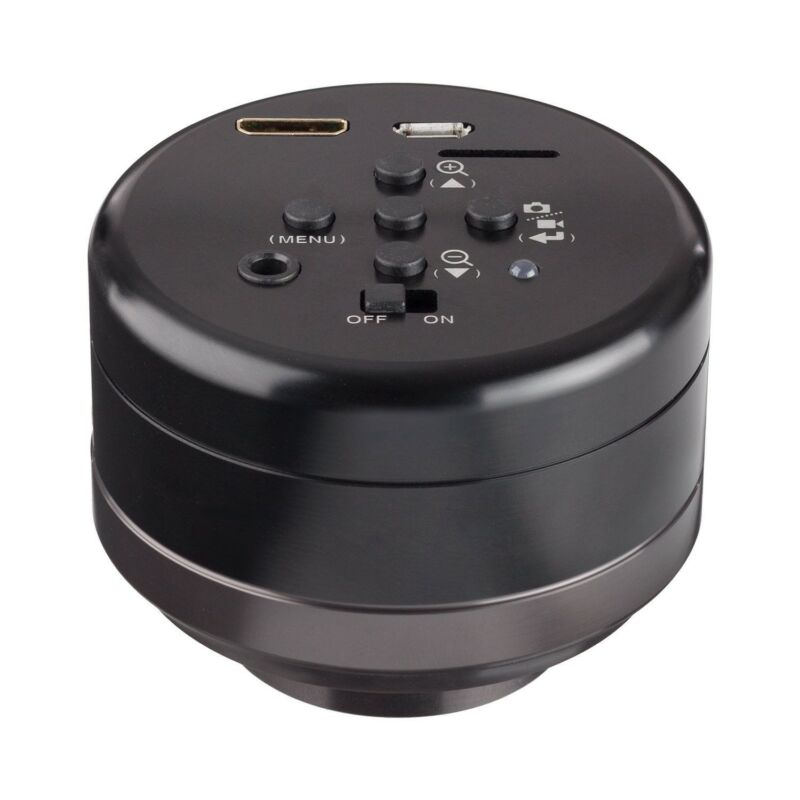 AmScope HC210 Microscope HDMI Camera with Standalone Recording