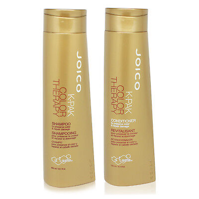 Joico • K-Pak Color Therapy Shampoo & Conditioner • 10.1oz • New • AUTHENTIC