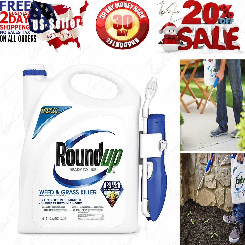 RoundUp Ready-to-Use Weed & Grass III Wand Weed Killer