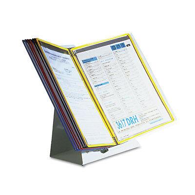 Tarifold Desktop Reference Starter Set 10 Pockets D291 Desktop Reference Starter Set
