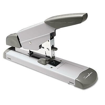 Swingline 39002r High Capacity Heavy-duty Stapler 160-sheet Capacity Platinum