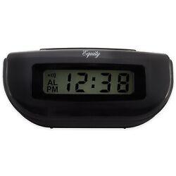 Equity by La Crosse 31003 LCD Snooze Alarm Clock