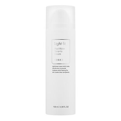 [COSRX] Light Fit Real Water Toner To Cream 130ml