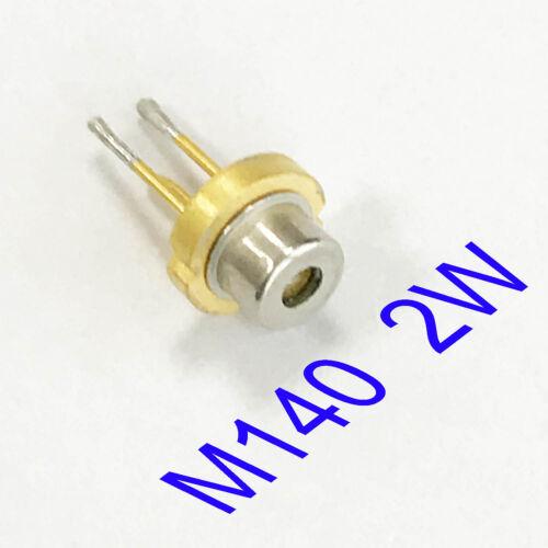 M140 Nichia 450nm 2W Blue Laser Diode/Tin-Pin/5.6mm 1 pcs