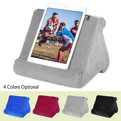 Multi-Angle Soft Stand Pillow Pad Tablet Phone Holder For IPad Tablet Phone