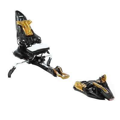 Marker Kingpin 10 Alpine Touring bindings 100-125mm brake (new 2018) AT snow ski