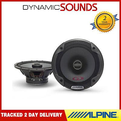 Alpine SPG-17C2 Type G 17cm 2-Way Coaxial Car Speakers 240W