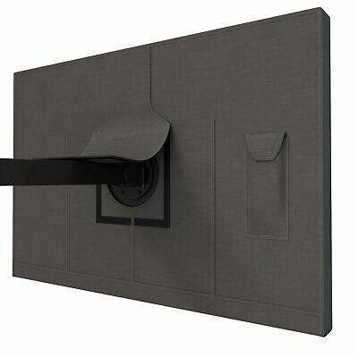 Duraviva Outdoor Flat Screen TV Weatherproof Cover - Fits LE