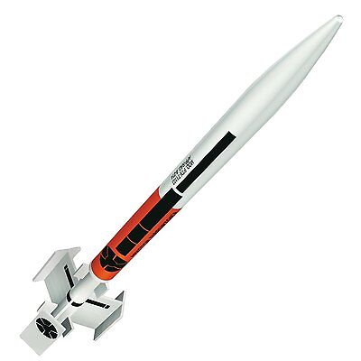 3 Model Rocket Kit (ESTES PHOTON DISRUPTOR Flying Model Rocket Kit - 3025 - Skill Level)