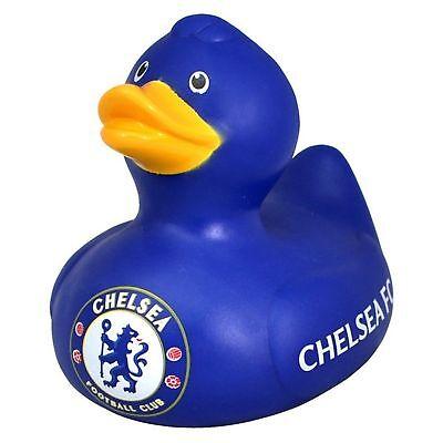 Football Chelsea Bath Time Duck - Gift For Christmas Birthday Boys or Girls
