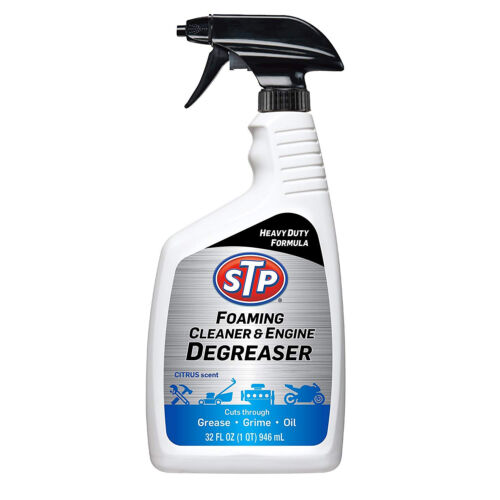 STP Degreaser Spray 32 Oz. Foaming Cleaner & Engine Degrease
