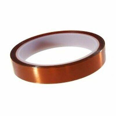 Cinta adhesiva Kapton 20mm (resitente al calor)