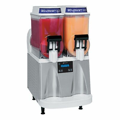 Bunn Ultra-2 Gourmet Ice Frozen Drink Machine 34000.0169 Hp Whitestainless