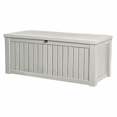 Rockwood 150-Gallon Outdoor Storage Deck Box NEW