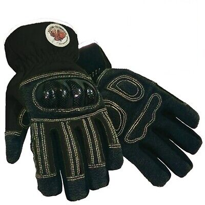 Black Safety Gloves Rescue Schmitz Mittz Rescue-x Extrication Waterproof Sz.l Xl