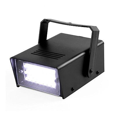 Cheap Halloween Activities (Strobe Light Halloween Flash Frequency Strobe Light LED Sound Activated Party)