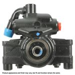 Parts Master 20-389 Remanufactured Power Steering Pump Without Reservoir