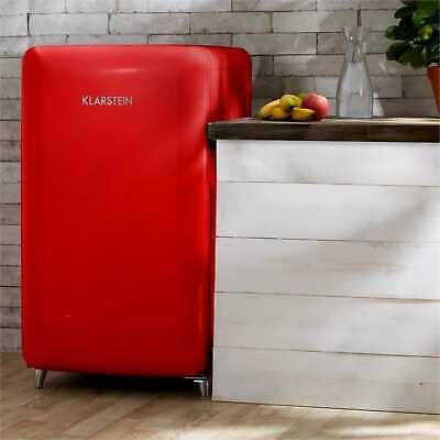 Nevera Retro Mini Refrigerador Frigorífico Frigo Minibar Pequeña Look Vintage A+