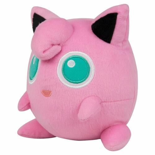 """TOMY Pokémon Jigglypuff 8"""" Inch Plush Officially Licensed New with Tags"""