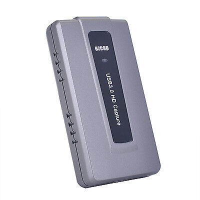Ezcap Game Capture HD HDMI to USB 3.0 Video Capture Recorder Box For Mac Windows