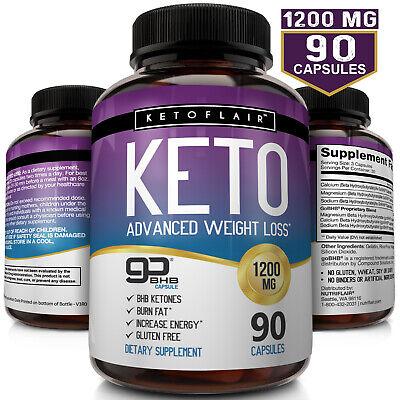 best keto diet pills 1200mg gobhb 90