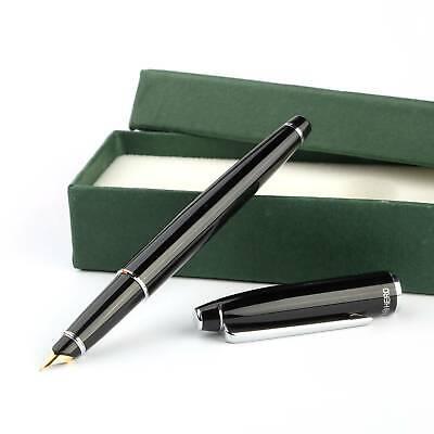 Hero 372-2 Fountain Pen Fine Nib 0.5mm iridium-point pen office pens best