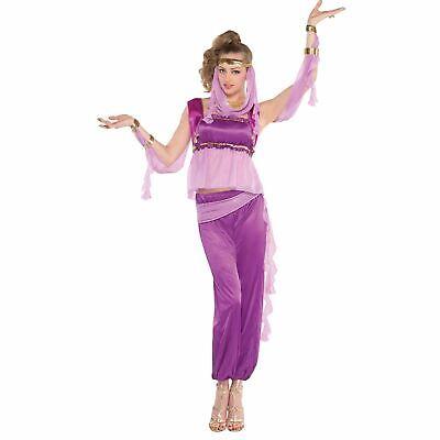 Damen Arabische Prinzessin Kostüm Bollywood Indisch Jasmin Kostüm - Prinzessin Indische Kostüme
