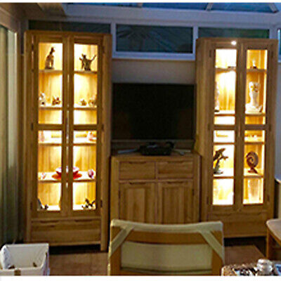 Moderne Unter Kabinett-beleuchtung (AIBOO LED Schrankleuchten 3er/4er Komplettset Unter Kabinett LED Unterbauleuchte)