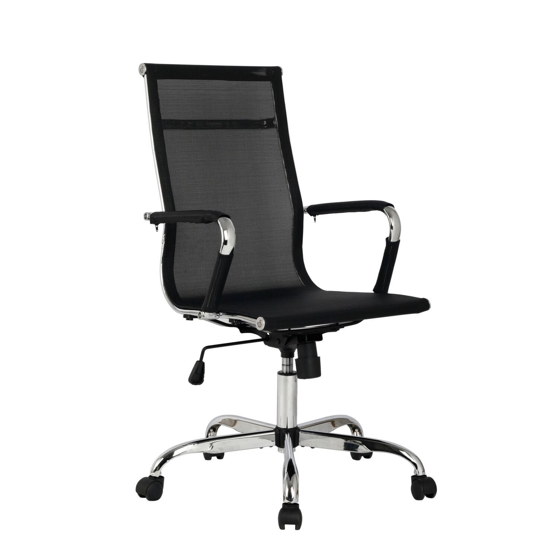 Modern Ergonomic Mesh High Back Executive Office Task Computer Desk Chair Black