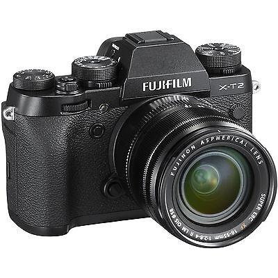 Fujifilm X-T2 Mirrorless Digital Camera w/ 18-55mm Lens 16519314 Spring Deals