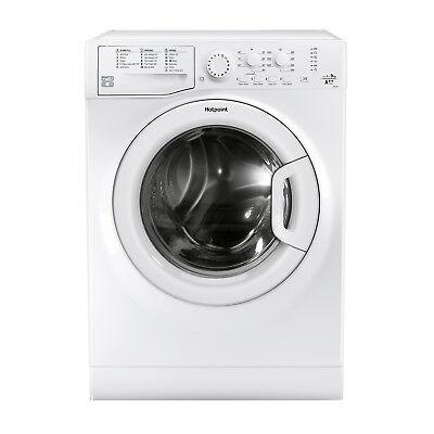 Hotpoint FML942PUK Washing Machine, 9 kg Wash Load, 1400 RPM Spin Speed - White