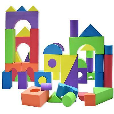 Giant Foam Building Blocks Toy Girls Boys Blocks Construction Toys for Toddlers