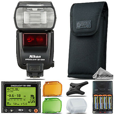 Nikon SB-5000 AF Speedlight Flash for D3300 D5500 D7200 D500 D610 D750 D810 D5