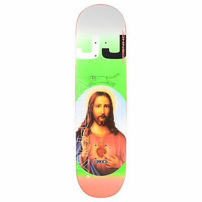 "Quasi Johnson 'Acid-Ply' 8.25"" Skateboard Deck"