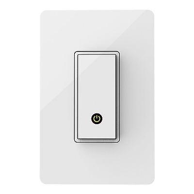 WeMo WiFi Smart Light Switch
