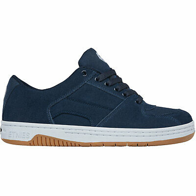 Etnies Skateboard Shoe Senix Low Navy/White/Gum