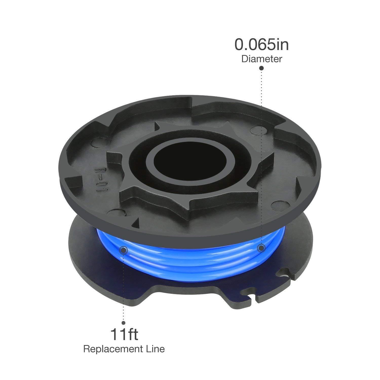 For Ryobi 1 Pack of Line Spools for 18v 24v 40v Trimmers AC14RSLA AC14RL3A