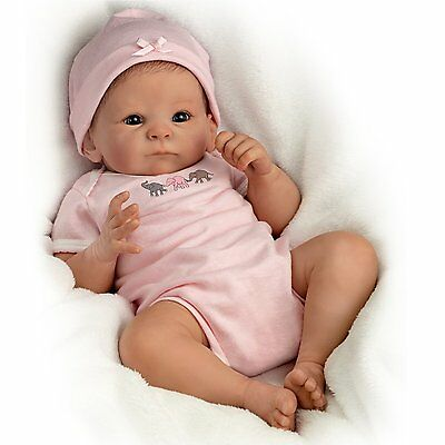 Little Peanut Ashton Drake Doll By Tasha Edenholm 17 inches