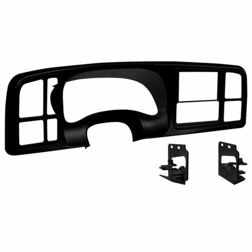 Car Stereo Double DIN Dash install Kit for 1999 - 2002 GM TRUCKS AND SUVs