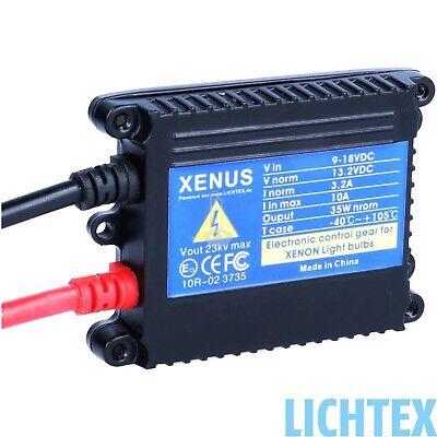 XENUS Basic HID KIT Xenon Scheinwerfer Steuergerät Ballast 12V 35W AC 9-16V AK