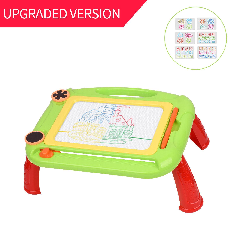 Kids Magnetic Drawing Board Educational Erasable Doodle Sket