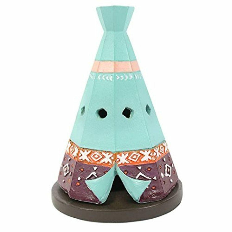 Teepee / Wigwam Design Incense Cone Holder
