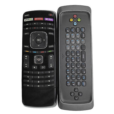 New Vizio XRT303 3D Keyboard Qwerty Remote for XVT3D474SV XVT3D650SV XVT3D424SV